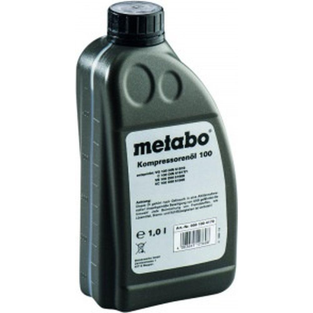 Масло компрессорное поршневое 1 л Metabo 0901004170