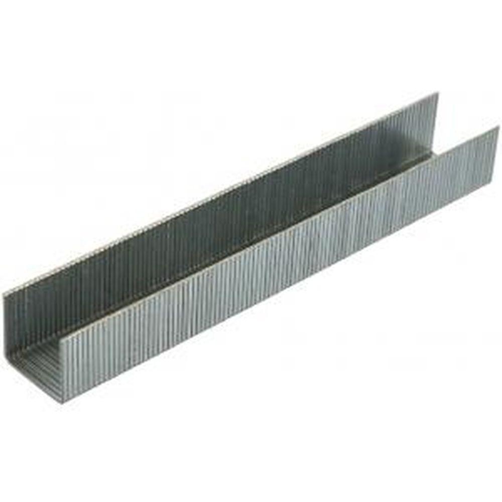 Cкобы (1000 шт; 10x0.7 мм) для степлера Монтажник 600210