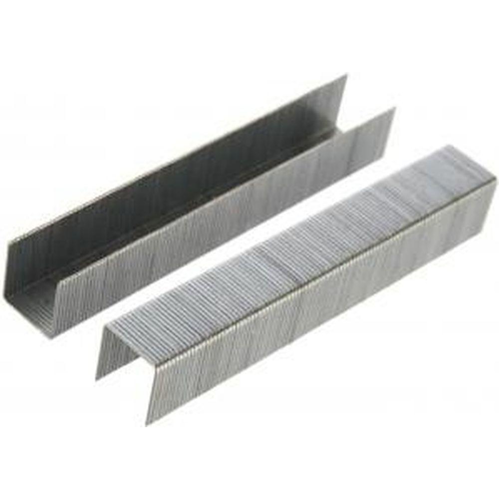 Cкобы (1000 шт; 12x0.7 мм) для степлера Монтажник 600212