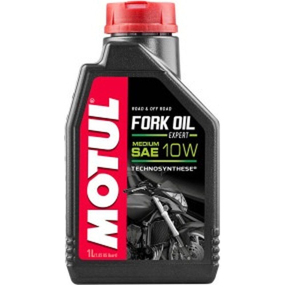 Вилочное и амортизаторное масло FORK OIL EXP M 10W 1л MOTUL 105930