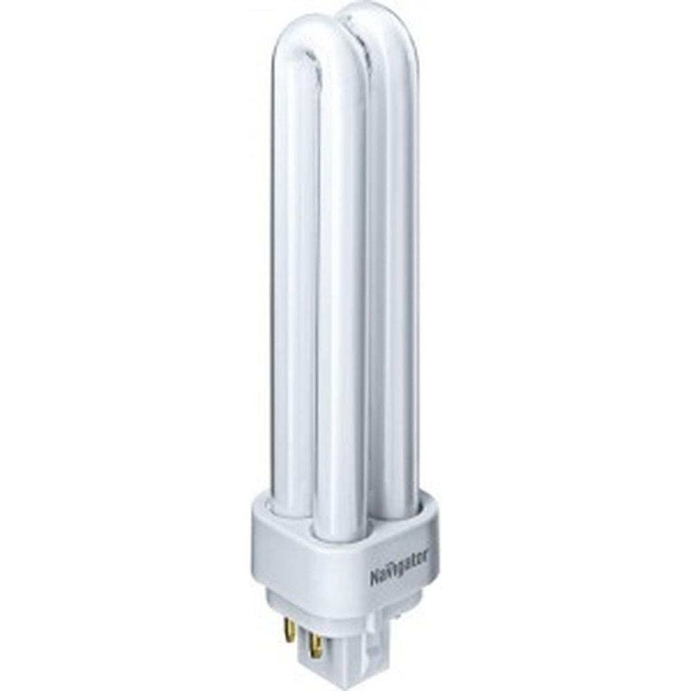 Лампа Navigator КЛЛ 18вт NCL-PD, 840, G24d 13911