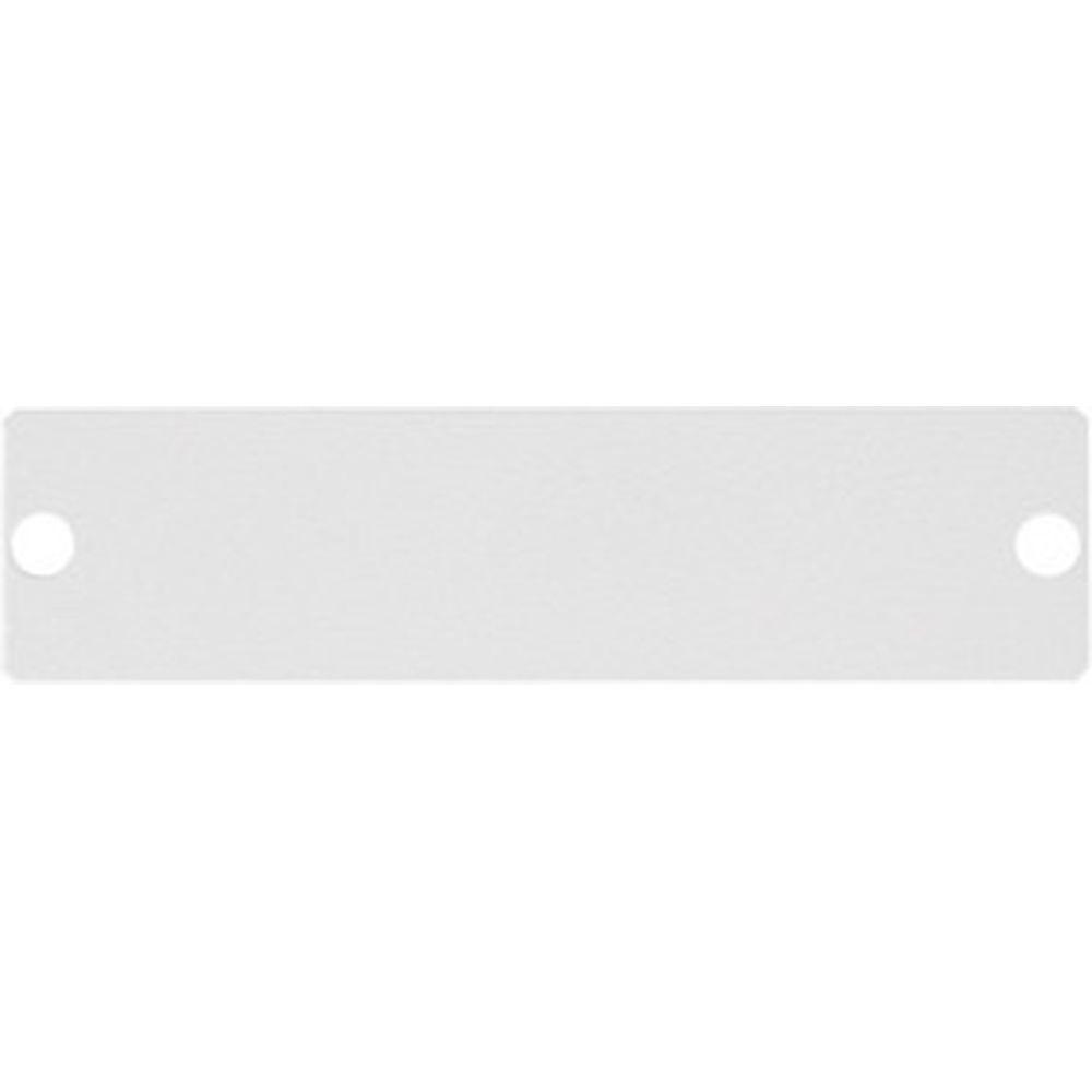 Адаптерная панель-заглушка NIKOMAX NMF-AP-BLANK-GY