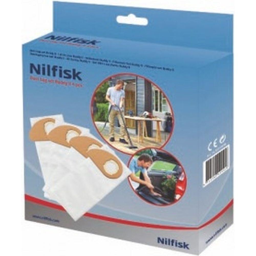 Мешок-пылесборник (4 шт.) на BUDDY II Nilfisk 81943048