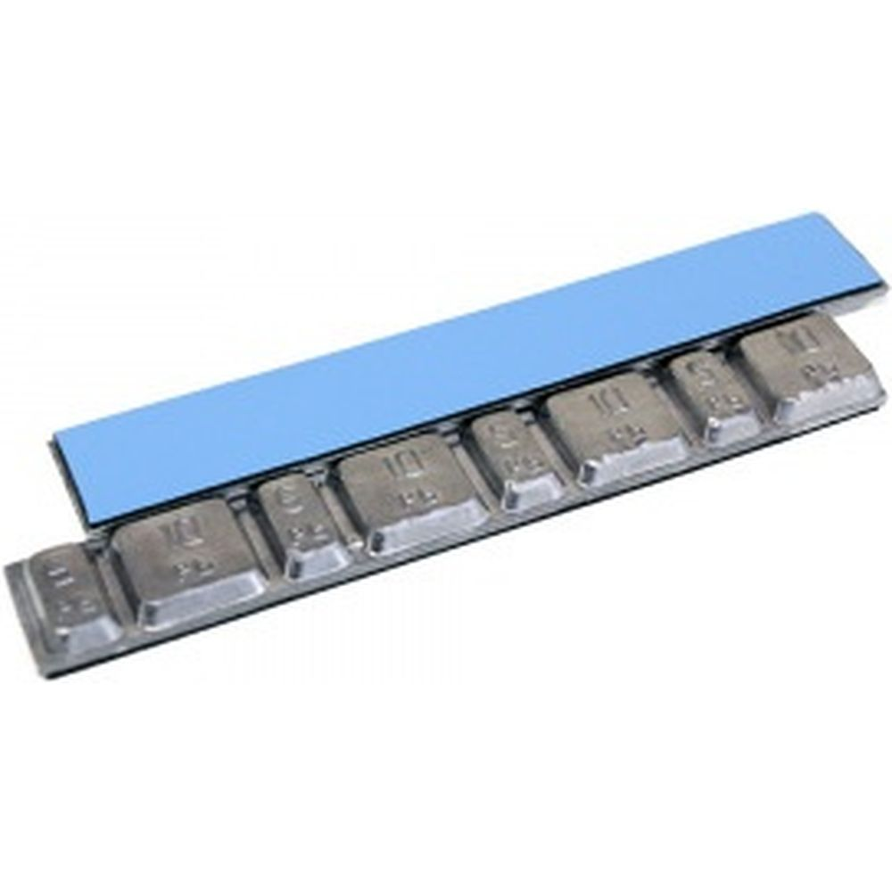 Адгезивные свинцовые груза NORM 60гр 5-10 ширина 15мм, 50 шт/упак 0061