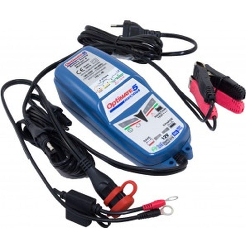 Зарядное устройство Optimate 5 TM220 4А Start-Stop (1x4A, 12V)