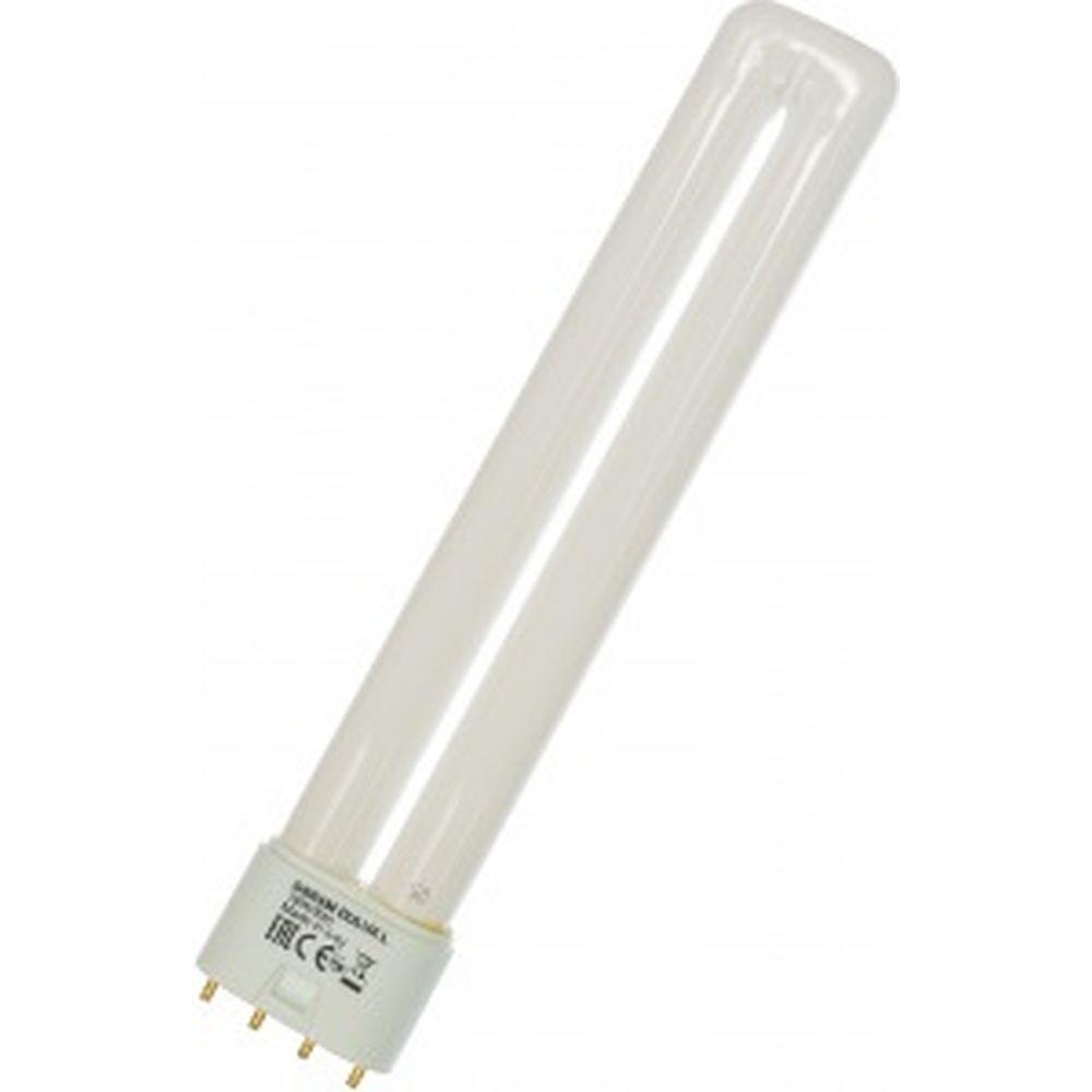 Люминесцентная компактная лампа DULUX L 18W/840 2G11 OSRAM 4050300010724