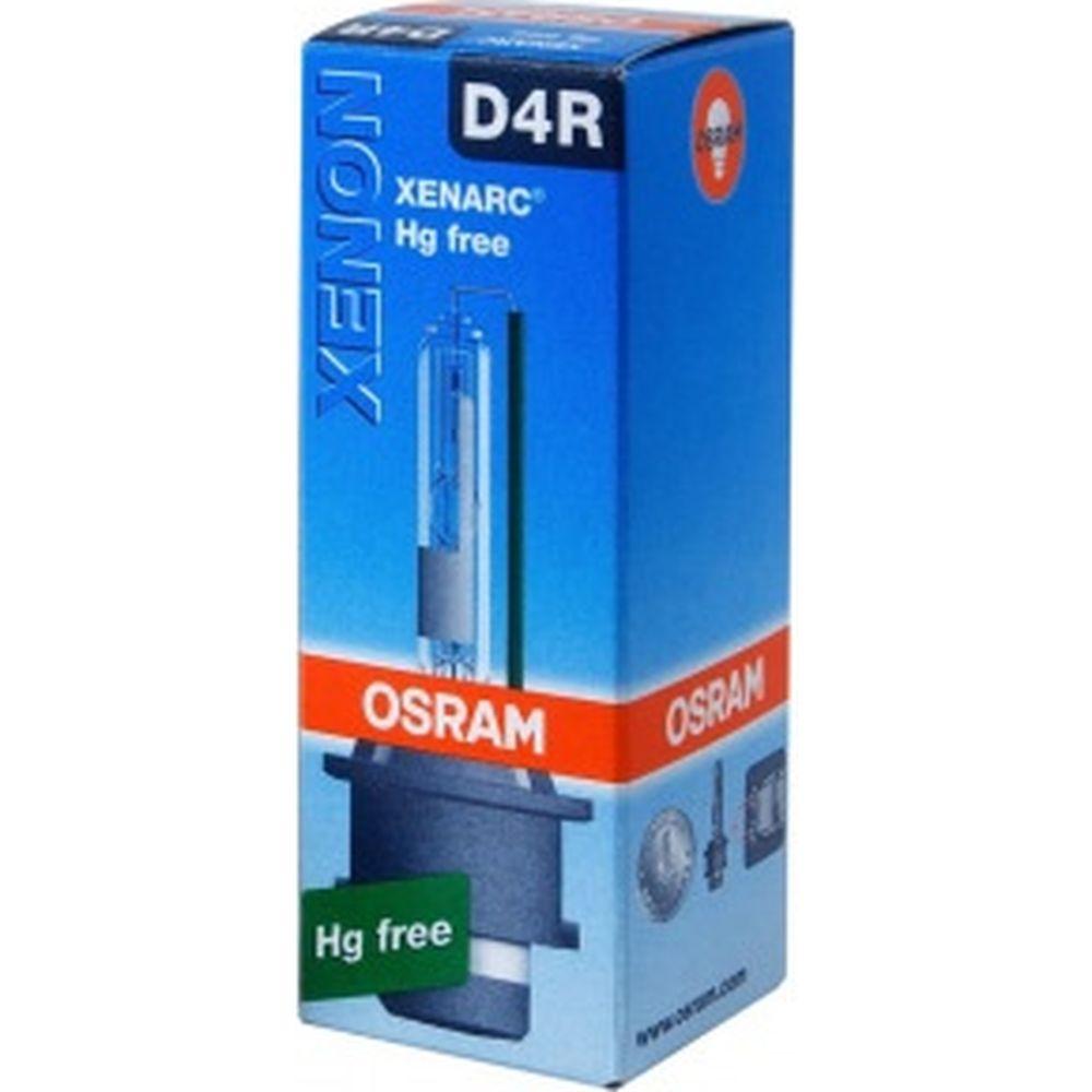 Автолампа OSRAM D4R 35 P32d-6 XENON XENARC 4300K 42V, 1, 10 66450