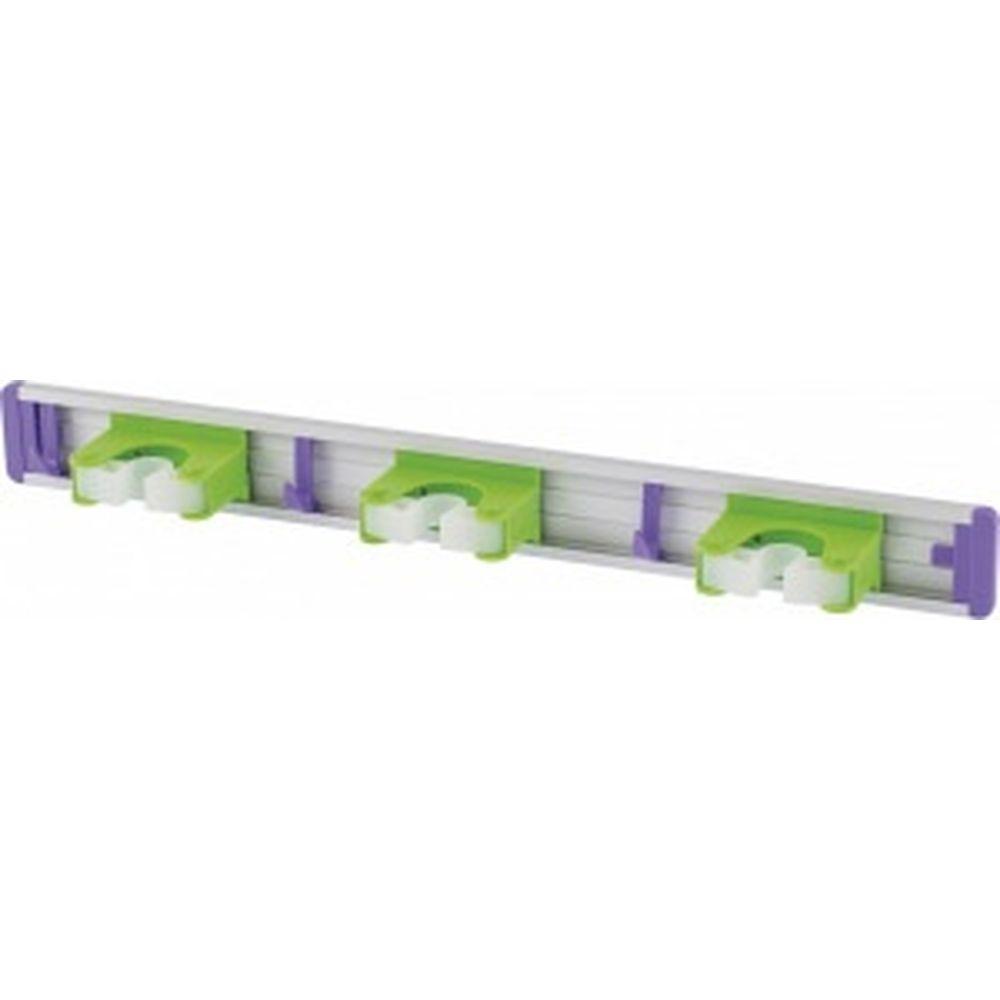 Алюминиевый настенный держатель для садового инструмента PALISAD 68303