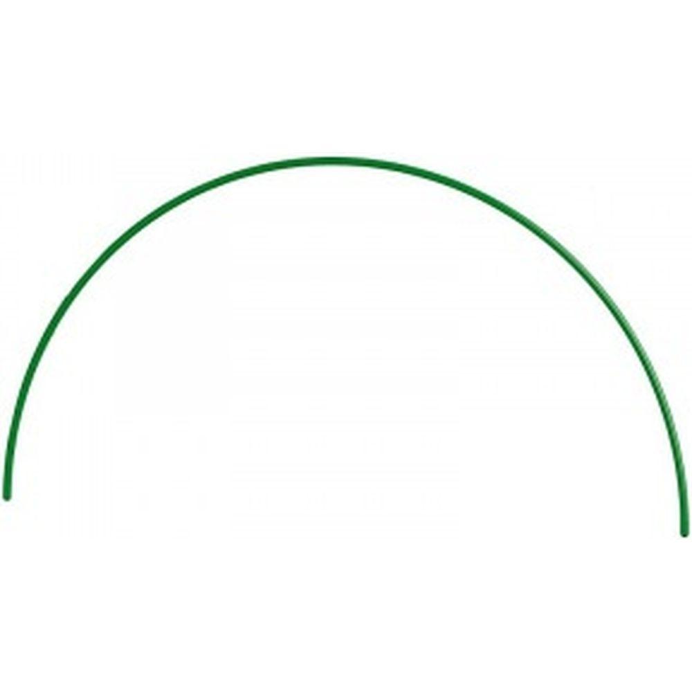 Пластиковая дуга для парника PALISAD d12 зеленая 64432