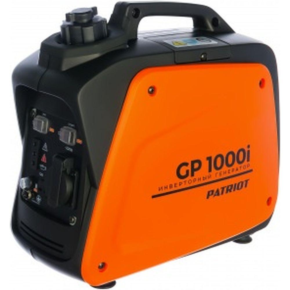 Инверторный генератор PATRIOT 1000i 474101025