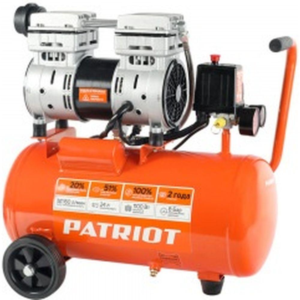 Компрессор PATRIOT WO 24-160 525306375