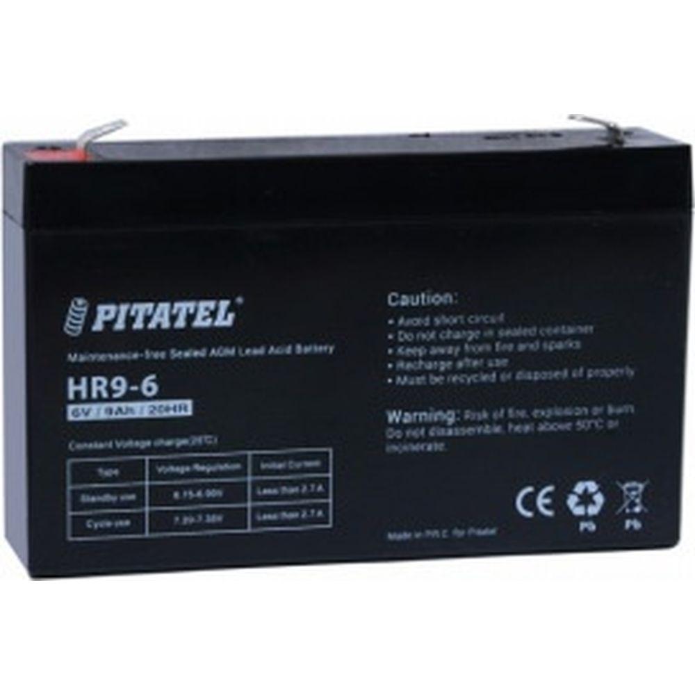Аккумулятор Pitatel HR9-6