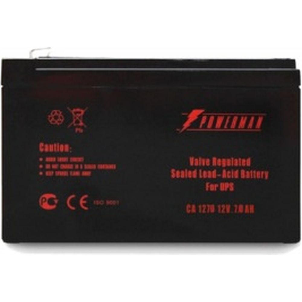 Батарея аккумуляторная CA1270/UPS для ИБП POWERMAN 6078965