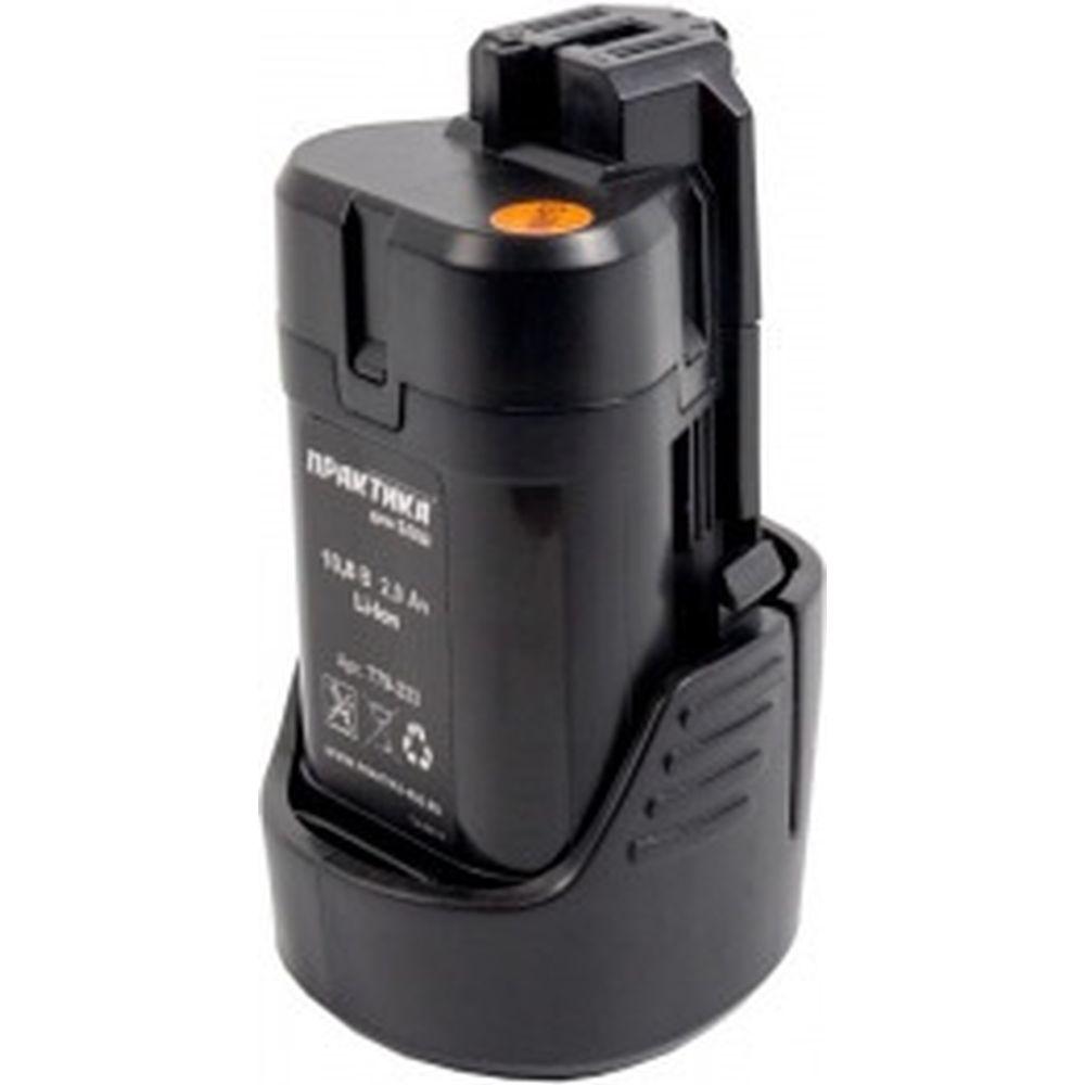 Аккумулятор (10.8 В; 2.0 А*ч; LiION) для инструментов BOSCH коробка ПРАКТИКА 779-233
