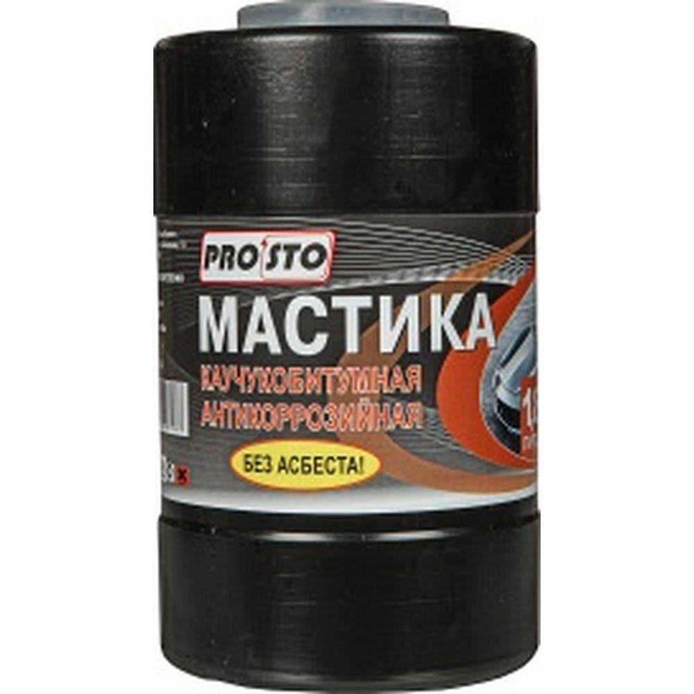 Каучукобитумная мастика PRO.STO 1,8 л 003-00067