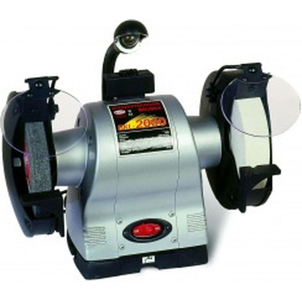 Двухдисковый заточный станок с подсветкой Proma BKL-2000 25450200