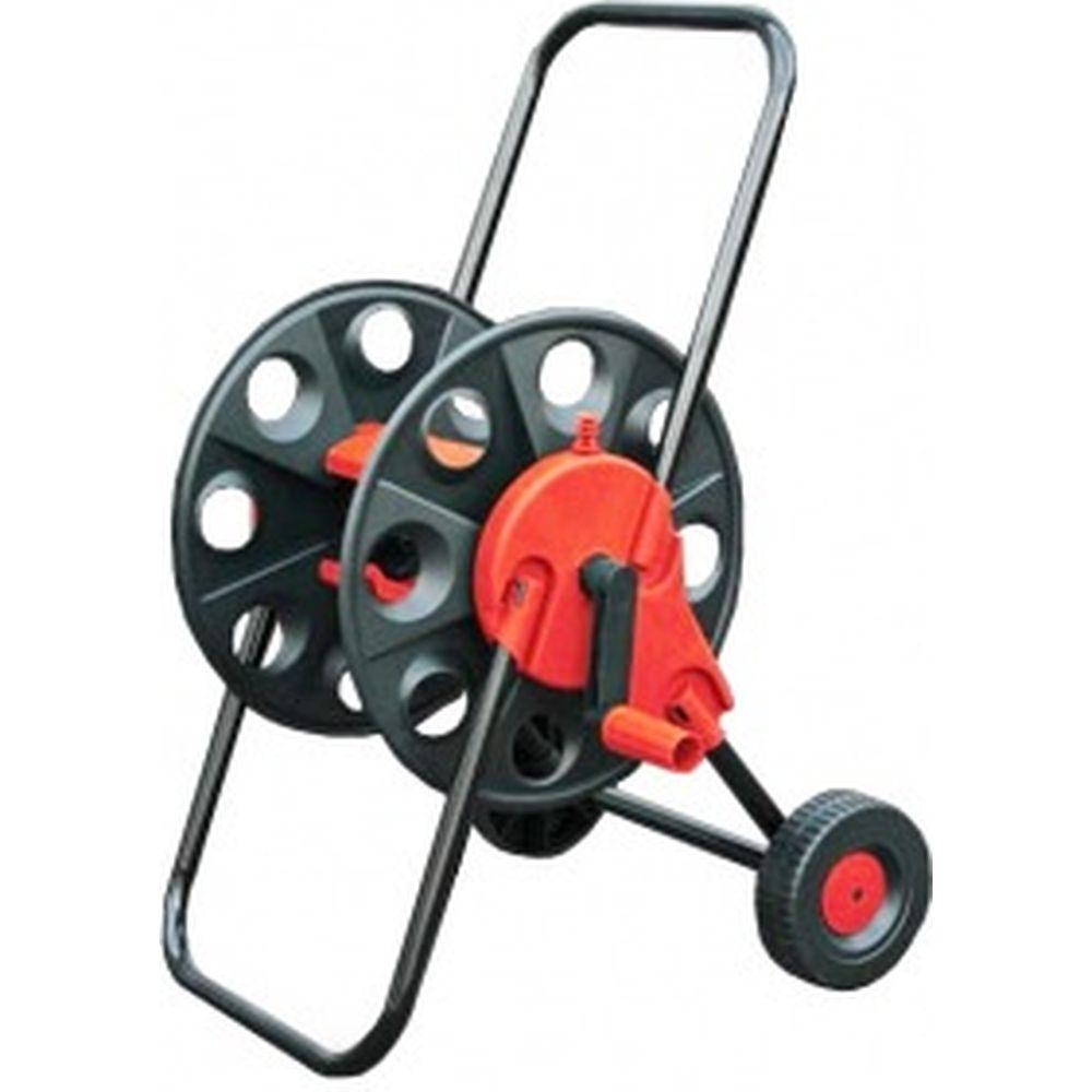 Катушка для садового шланга малая, с колесами Quattro Elementi 772-203