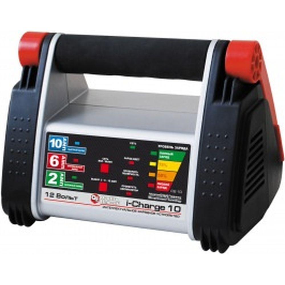 Зарядное устройство QUATTRO ELEMENTI i-Charge 10 полный автомат 771-152