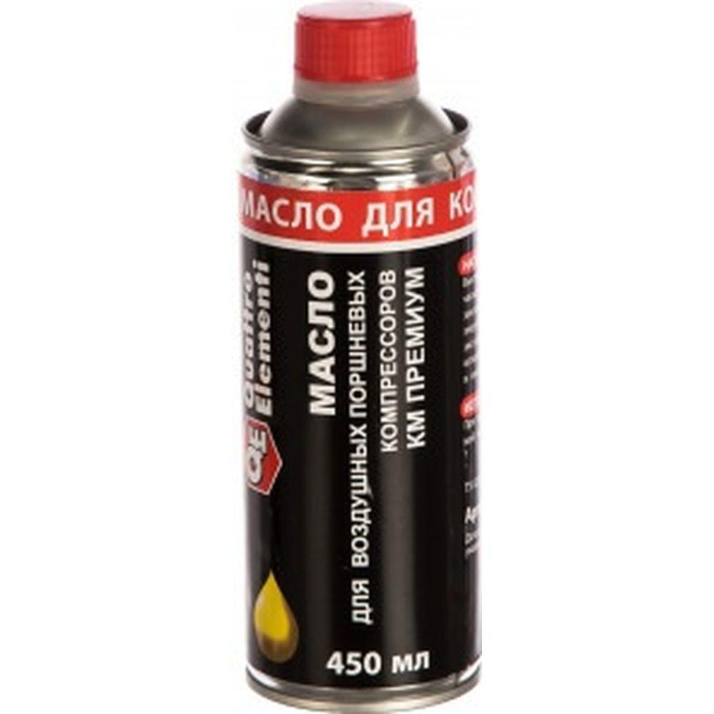 Масло для компрессоров (450 мл) QUATTRO ELEMENTI 771-480