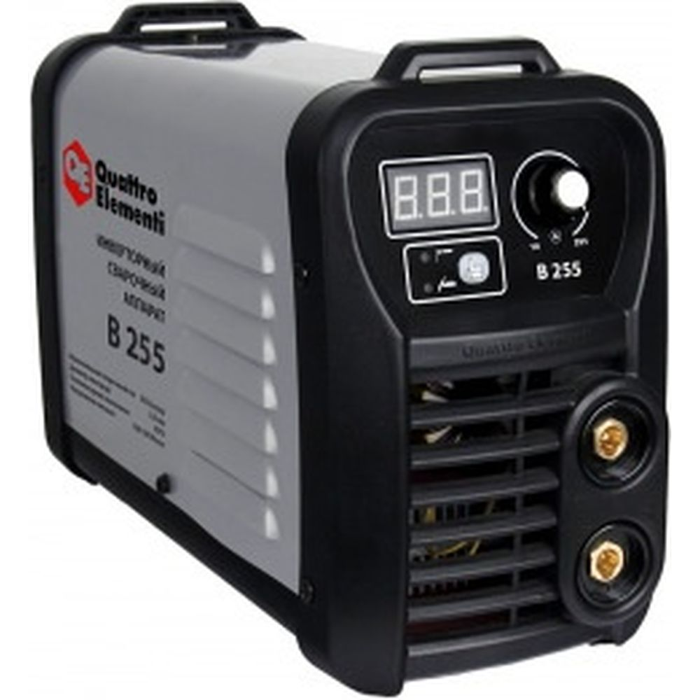 Инверторный аппарат электродной сварки QUATTRO ELEMENTI B 255 911-499