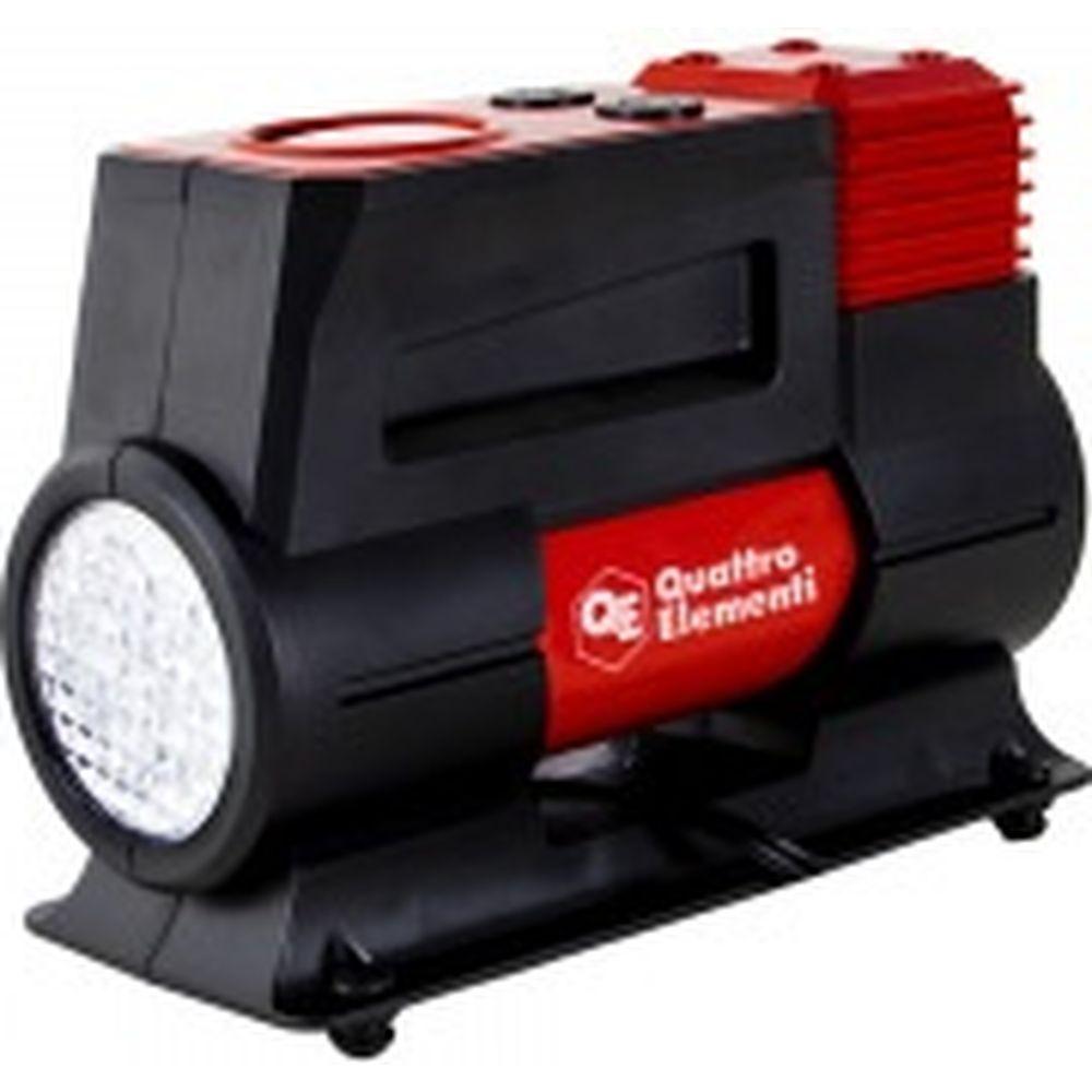 Автомобильный компрессор QUATTRO ELEMENTI Smart 45 12 Вольт 792-100