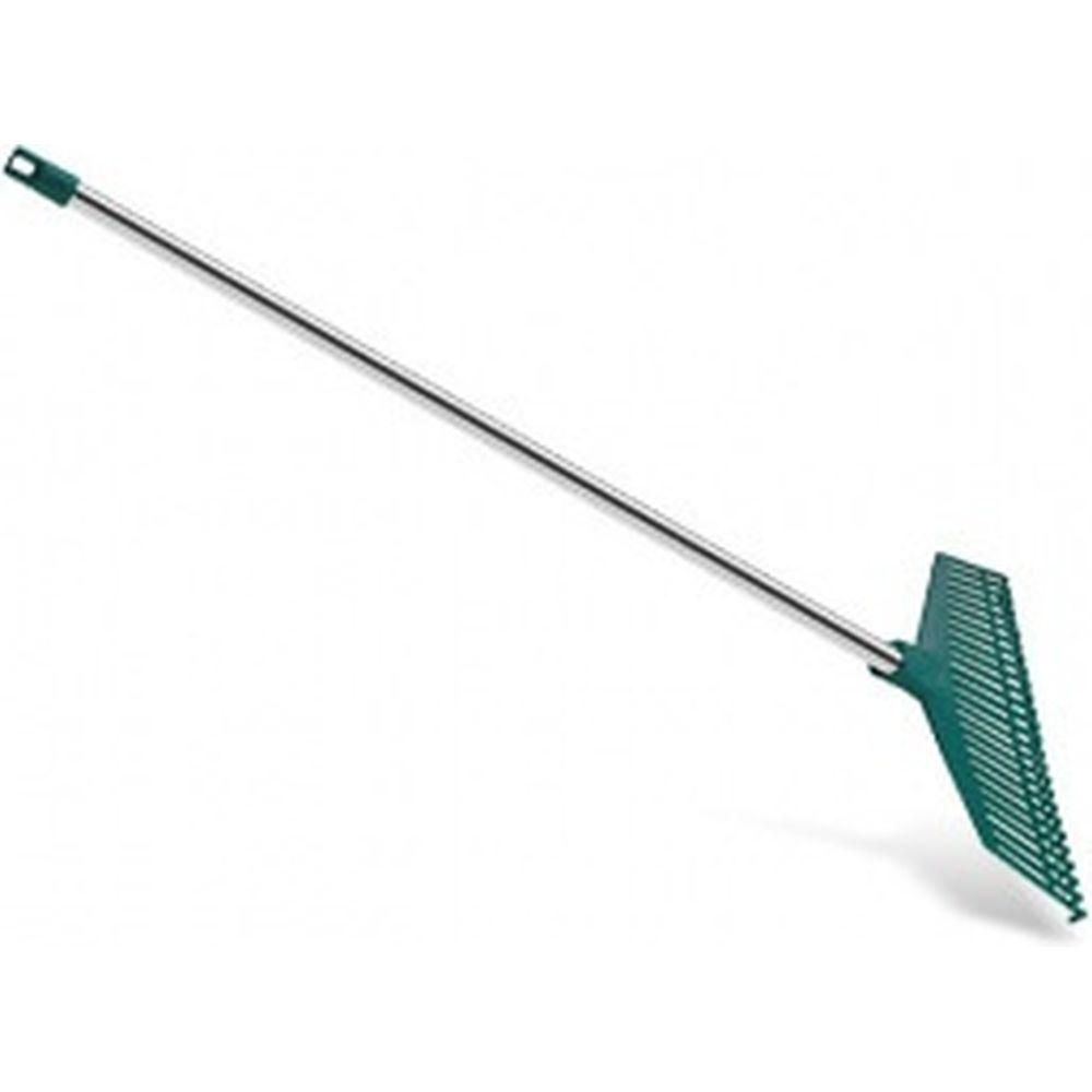 Веерные грабли RACO со стальной ручкой, 430мм 4231-53/746