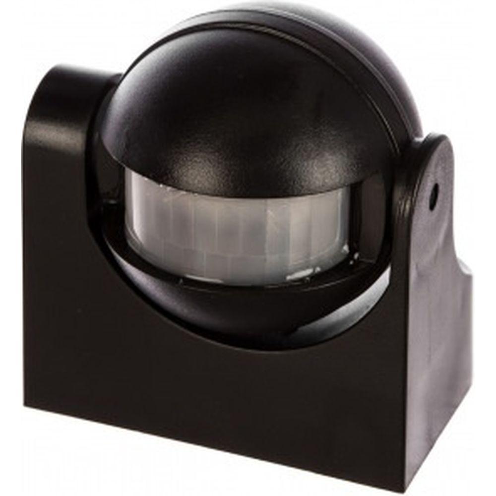 Настенно-потолочный датчик движения, угол охвата 110, IP55, черный REV 15283 5