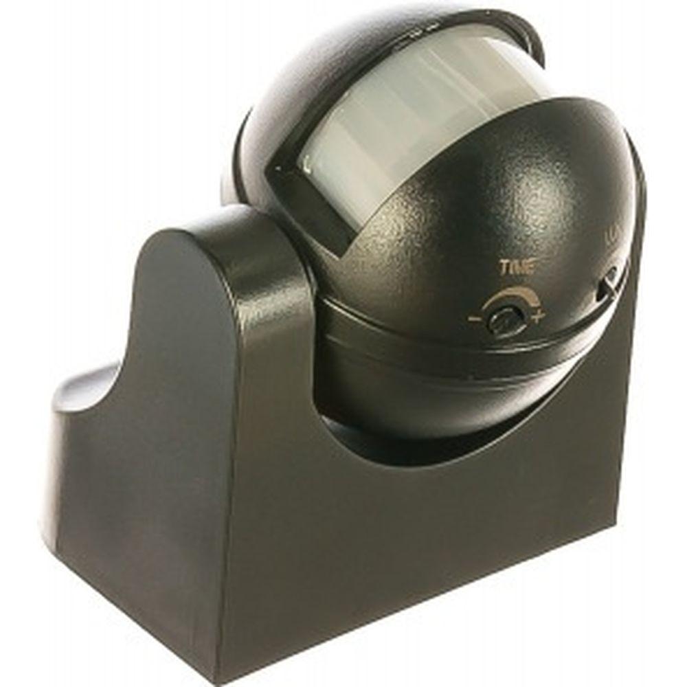 Настенно-потолочный датчик движения, угол охвата 180, IP44, черный REV 15318 4