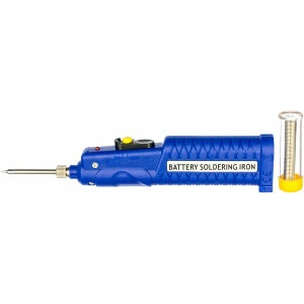 Мини-паяльник, 3 батарейки AA, 4.5В 8Вт REXANT ZD-20D 12-0181