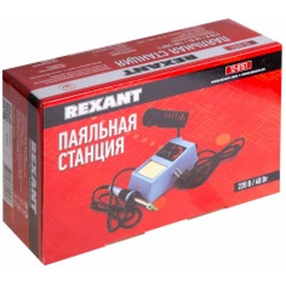 Паяльная станция 150-450C 220В 48Вт REXANT ZD-98 12-0151