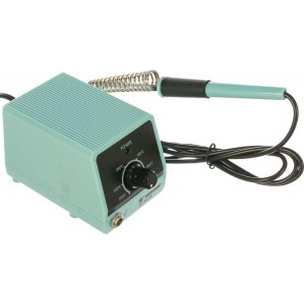 Паяльная станция с контролем температуры МИНИ 220В 8Вт REXANT ZD-928 12-0135