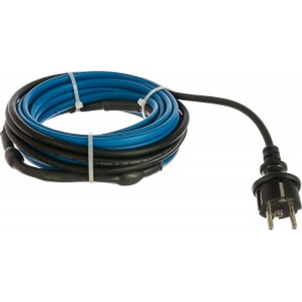 Саморегулирующийся кабель на трубу REXANT 15MSR-PB 6м 90Вт 51-0618