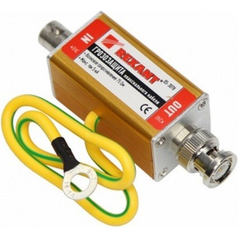 Грозозащита коаксиального кабеля, разъем BNC REXANT 05-3078