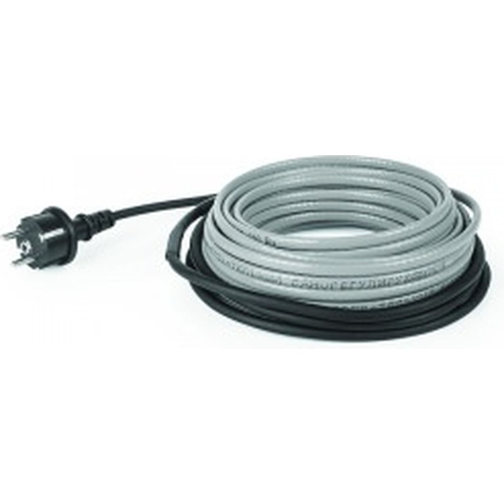 Греющий саморегулирующийся кабель на трубу Rexant Extra Line 25MSR-PB 10M 10м/250Вт 51-0645