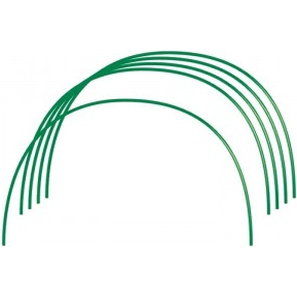 Парниковые дуги в ПВХ Россия 0.6х0.85 м, 6 шт. диаметр проволоки 5 мм 64409