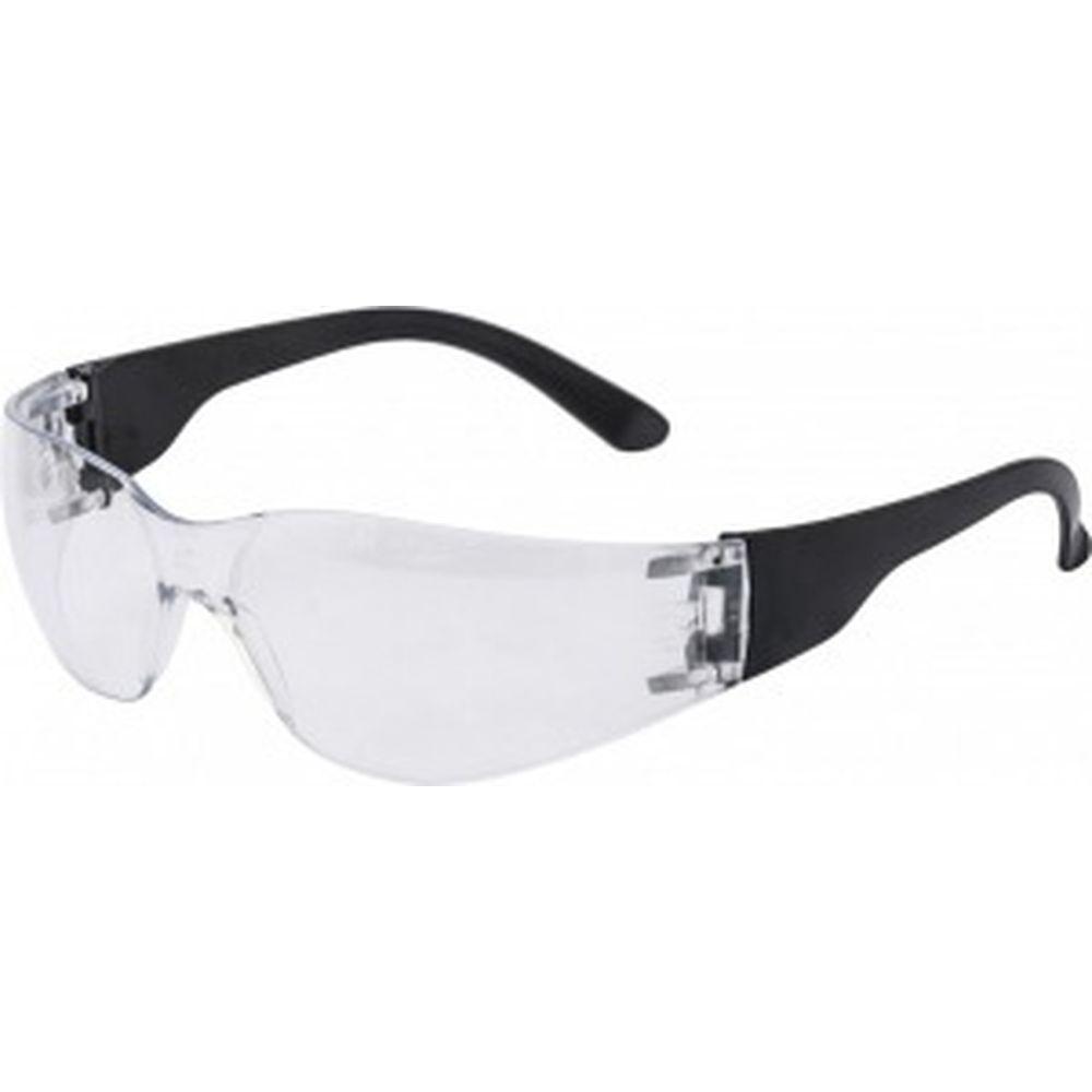 Защитные открытые очки Россия, поликарбонатные, прозрачные ОЧК201 0-13021 89171