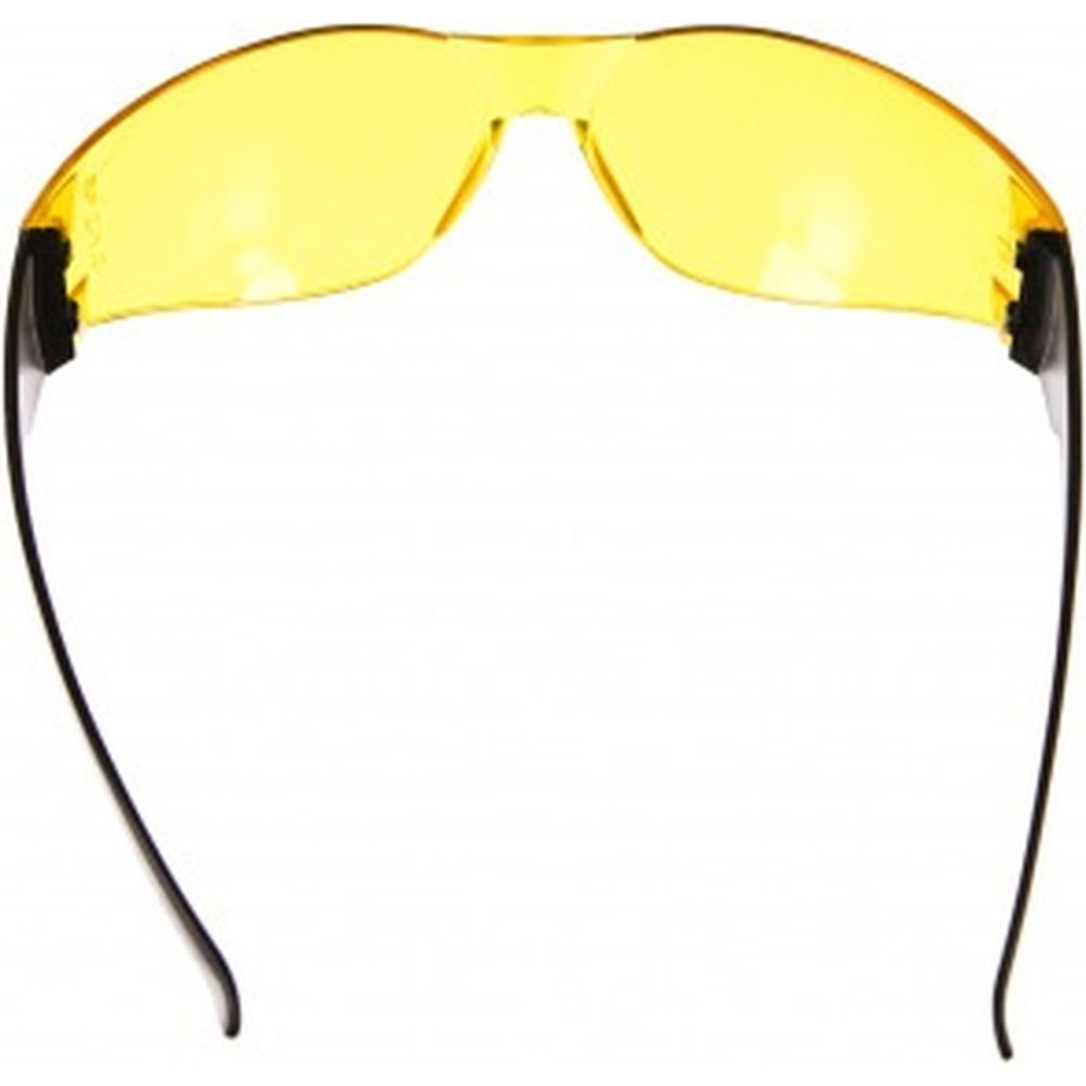 Защитные открытые очки Россия, поликарбонатные, желтые ОЧК202 89172