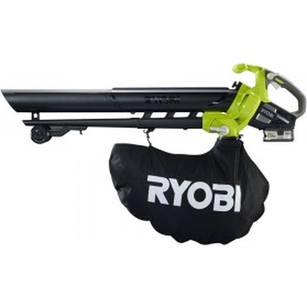 Бесщеточный пылесос-воздуходувка Ryobi RBV1850 18В 5133004641
