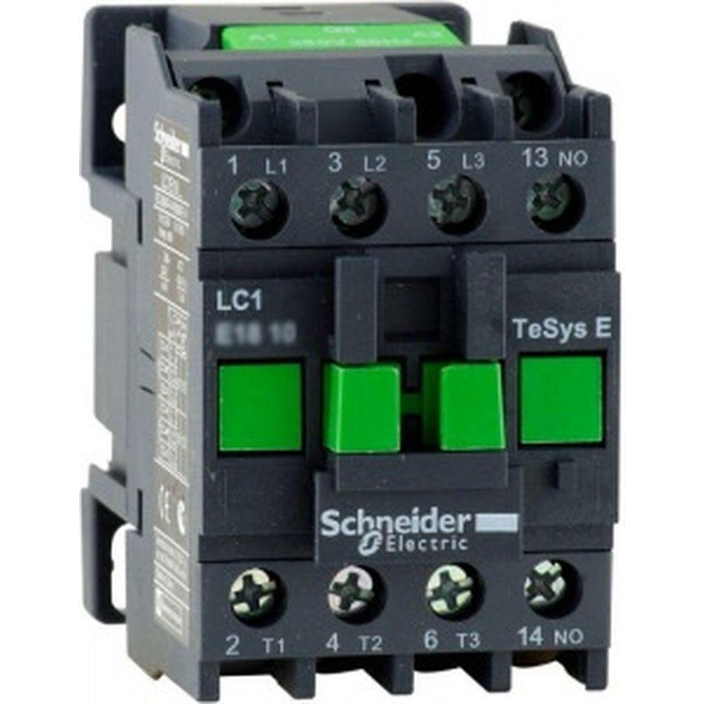 Контактор Schneider Electric 3п 18А 1НО 220V AC TeSys E SchE LC1E1810M5