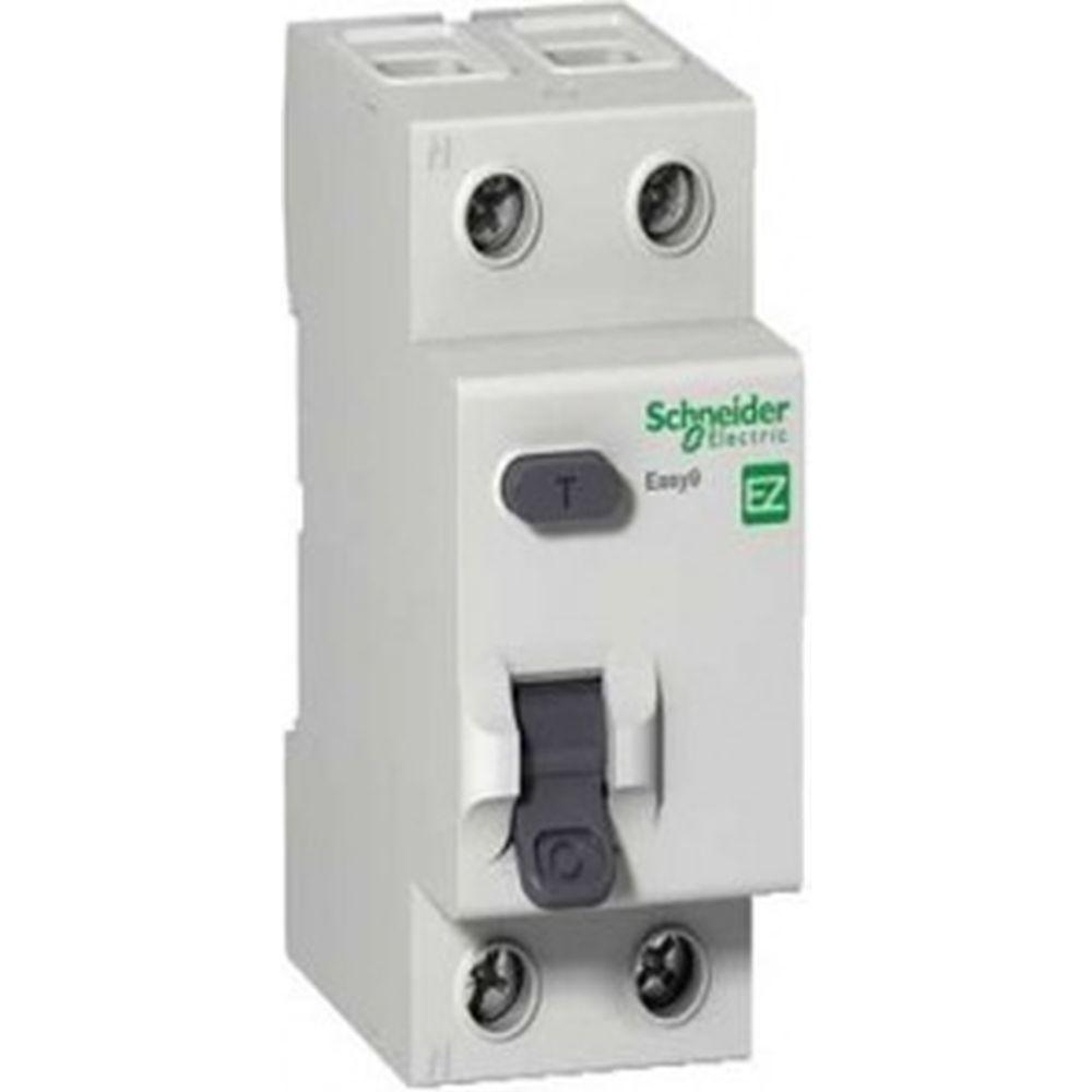 Автоматический выключатель дифференциального тока Schneider Electric 2п 1P+N SchE EZ9D34610 293773