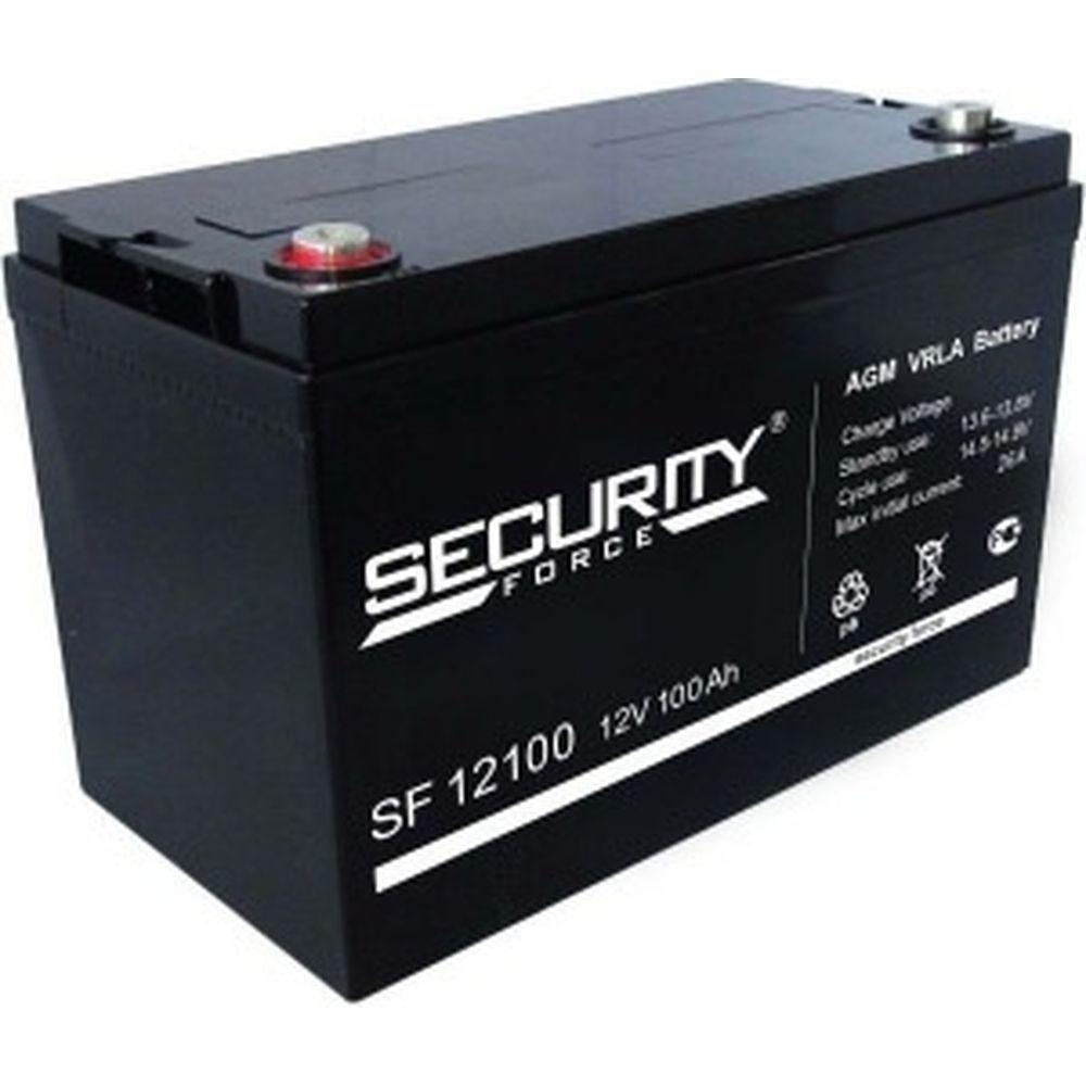 Батарея аккумуляторная Security Force SF 12100