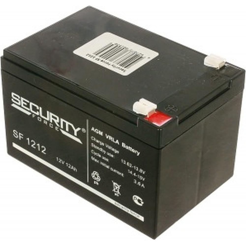 Батарея аккумуляторная Security Force SF 1212