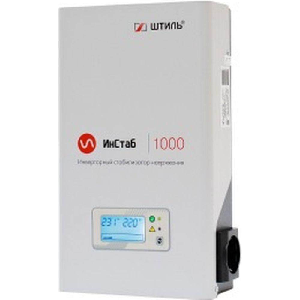 Инверторный однофазный стабилизатор 1000 ВА Штиль ИнСтаб IS1000 (220 В)