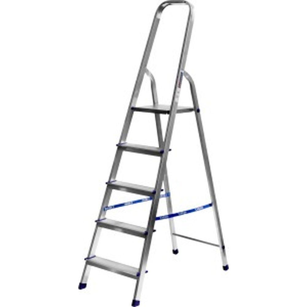 Алюминиевая лестница-стремянка СИБИН 5 ступеней 38801-5