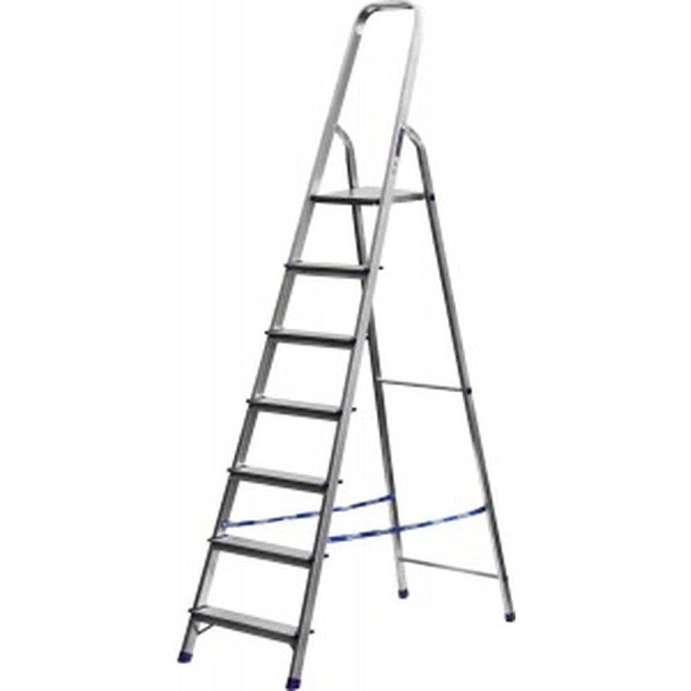 Алюминиевая лестница-стремянка СИБИН 7 ступеней 38801-7