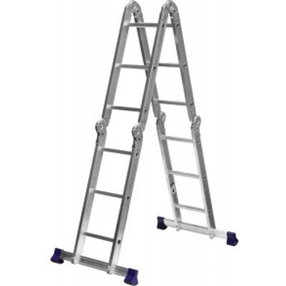 Алюминиевая лестница-трансформер СИБИН 4x3 38851