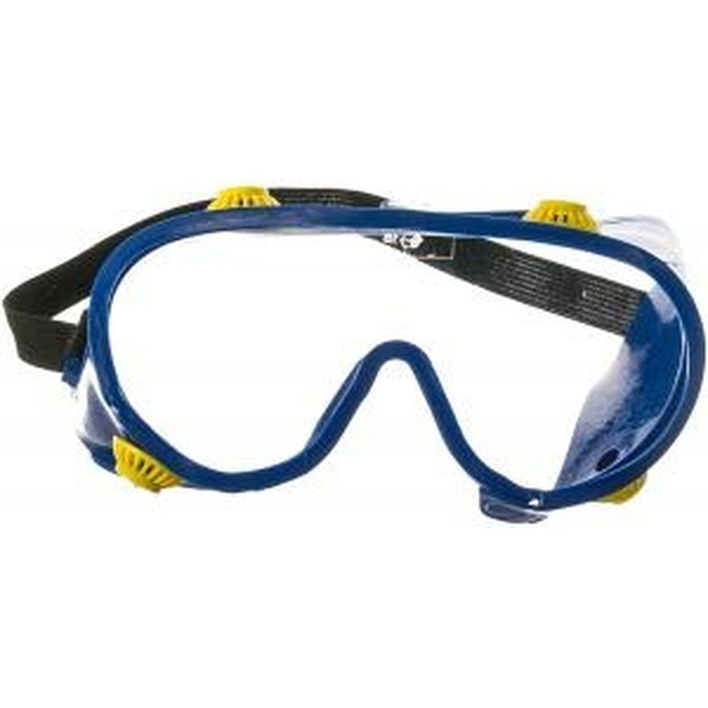 Защитные очки закрытого типа с непрямой вентиляцией СИБРТЕХ 89160