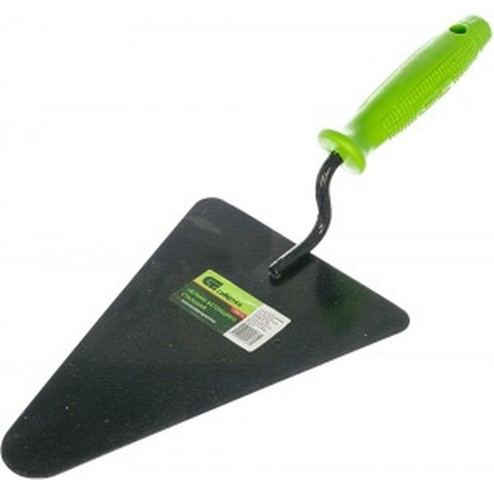 Кельма бетонщика СИБРТЕХ стальная пластиковая ручка 86213