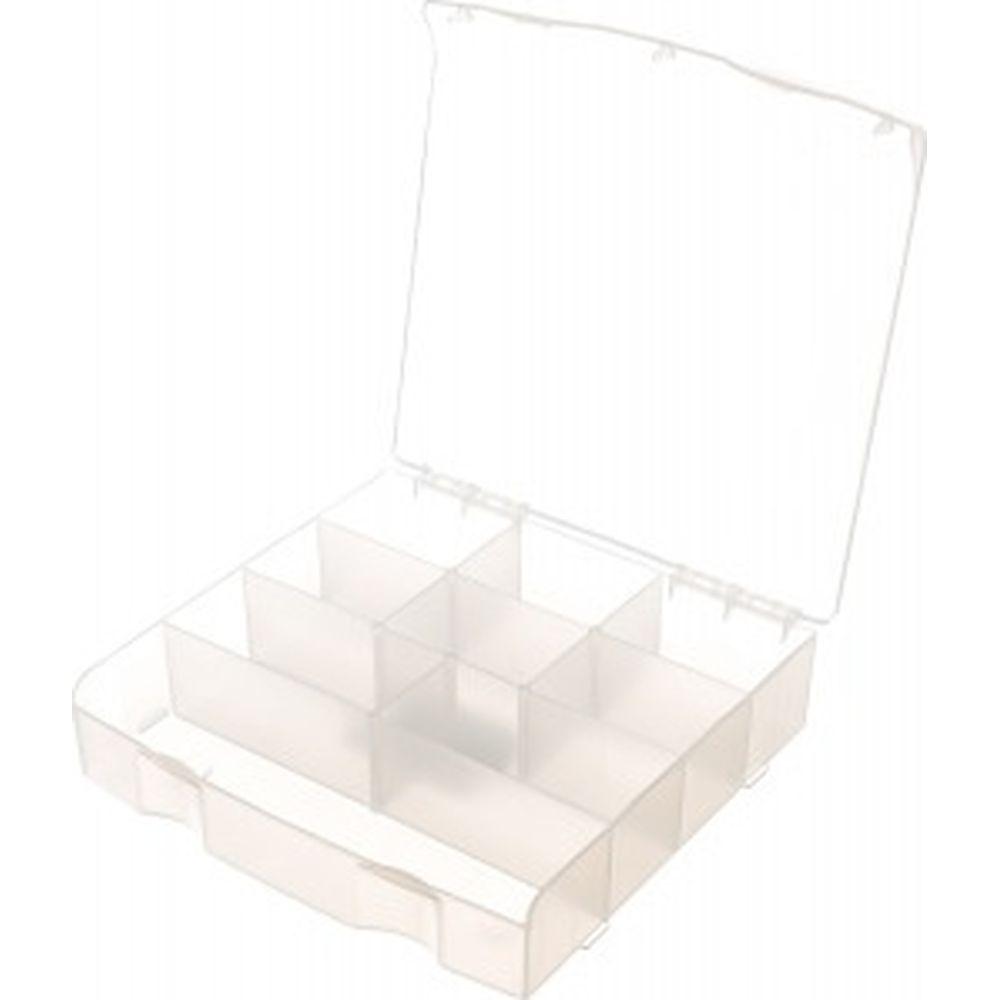 Блок для мелочей (17 x 16 см прозрачный матовый) СИБРТЕХ 90722