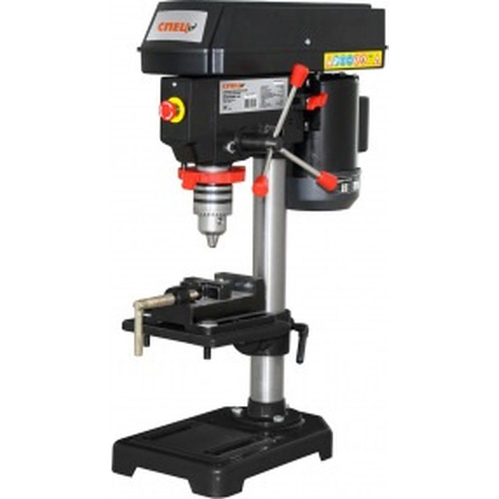Вертикальный сверлильный станок с тисками СПЕЦ ССВ-500-16 СПЕЦ-3262